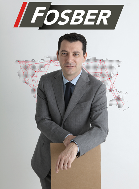 Alfio Brandi of Fosber